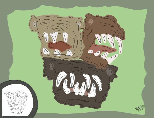 195 Three Bears Team Concept